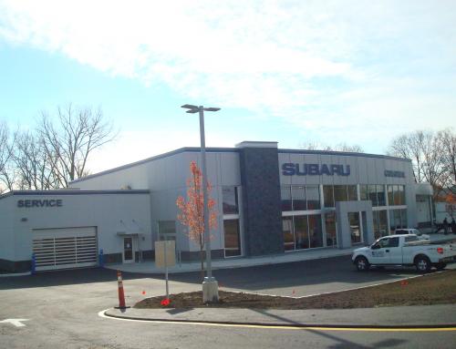 Colonial Subaru 2014