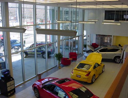 PCSB – Bob Sharp Motors, Wilton, CT  2005  1