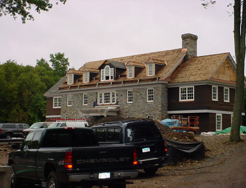 Single Family – HVB – 717 Riverside Rd. Greenwich, CT 2005  1