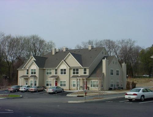 Townhouses – PCSB Liberty Ridge Townhouses, Stony Point, NY 2003  1
