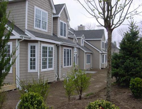 Townhouses – SB  Mansion Ridge, Monroe, NY  2003  2